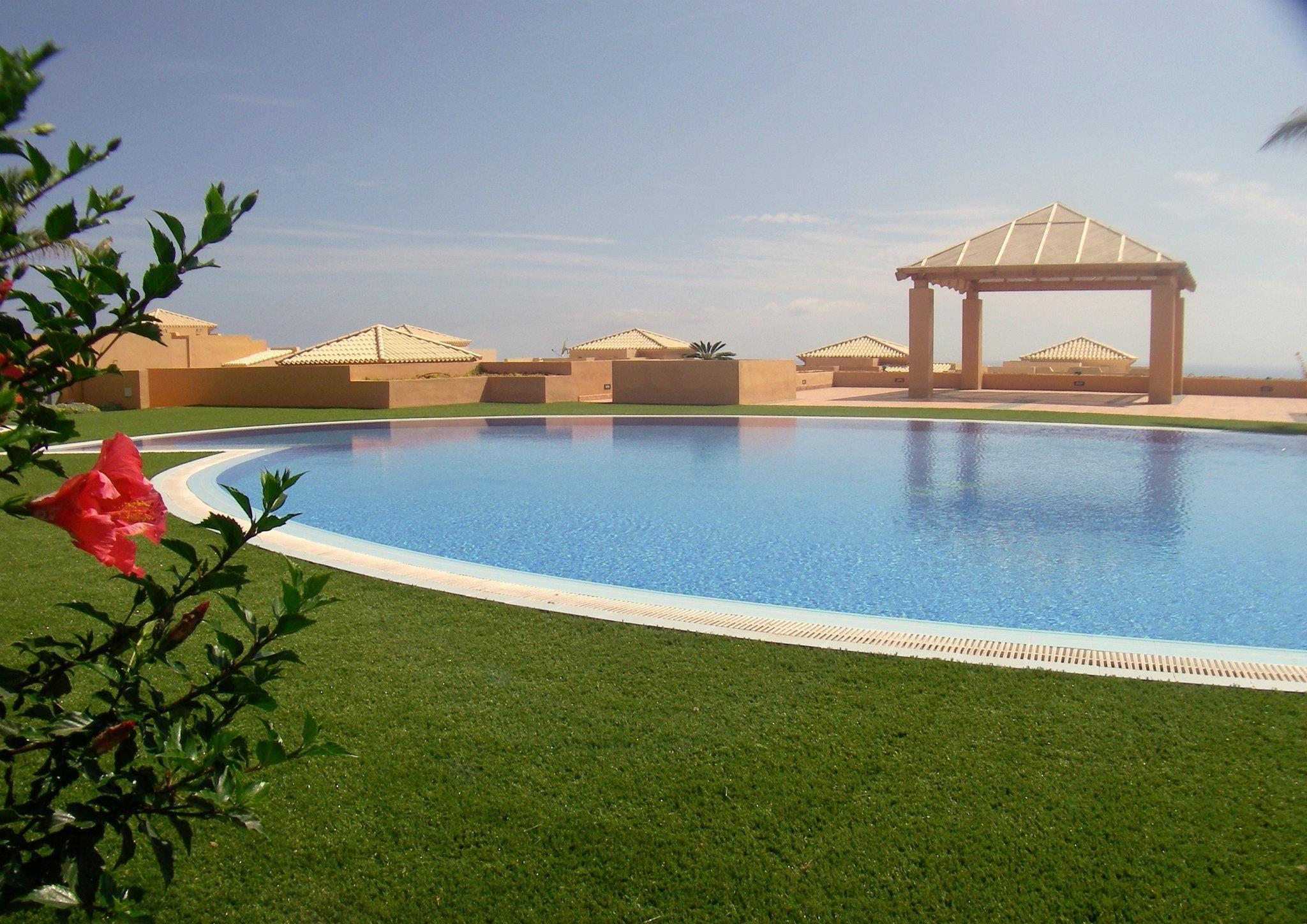 Casas de lujo con piscina en Tenerife