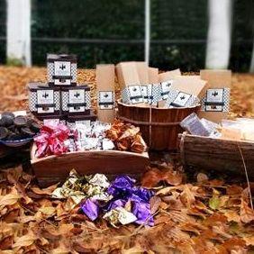 Lote de dulces artesanales: Nuestros productos de Chocolates Sierra Nevada