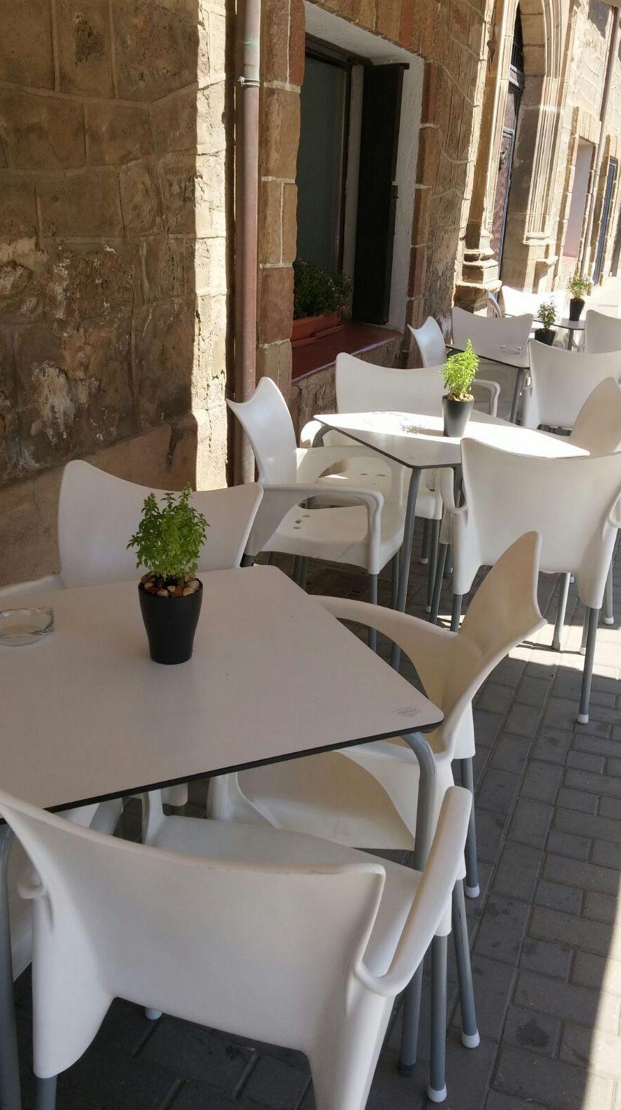 Foto 3 de Cocina creativa en Estación de Medinaceli | Restaurante Duque