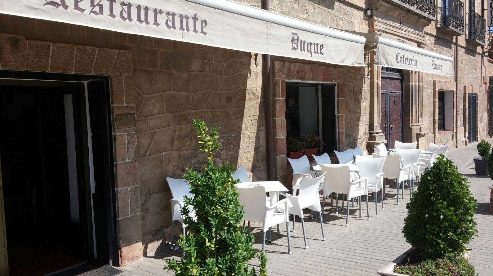 Foto 10 de Cocina creativa en Estación de Medinaceli | Restaurante Duque