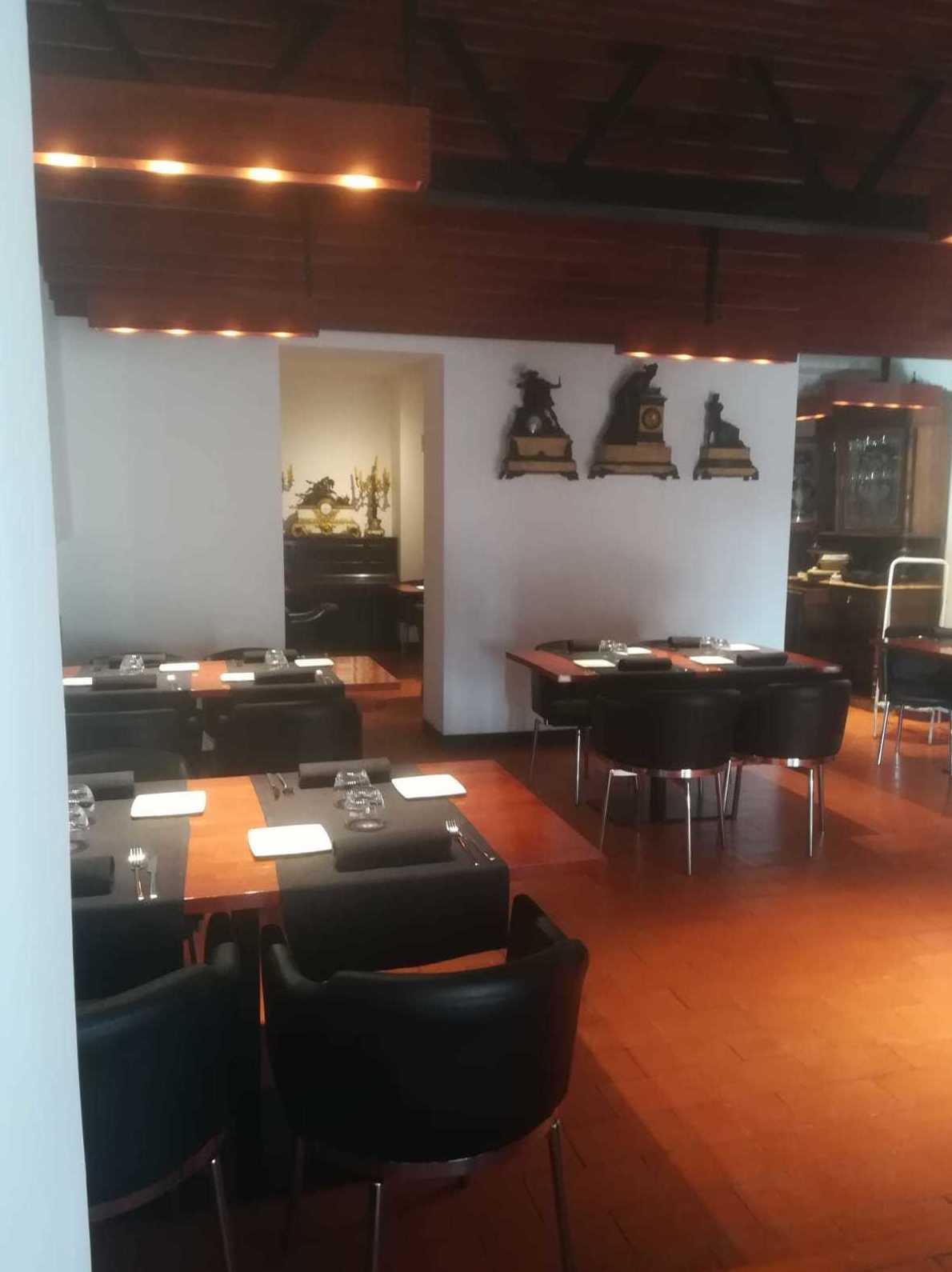 Foto 4 de Cocina creativa en Estación de Medinaceli | Restaurante Duque