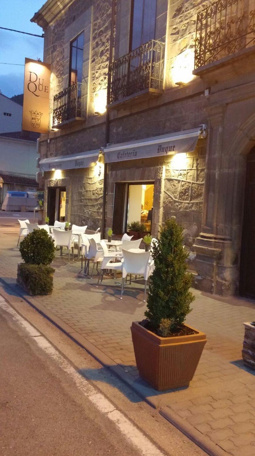 Foto 1 de Cocina creativa en Estación de Medinaceli | Restaurante Duque