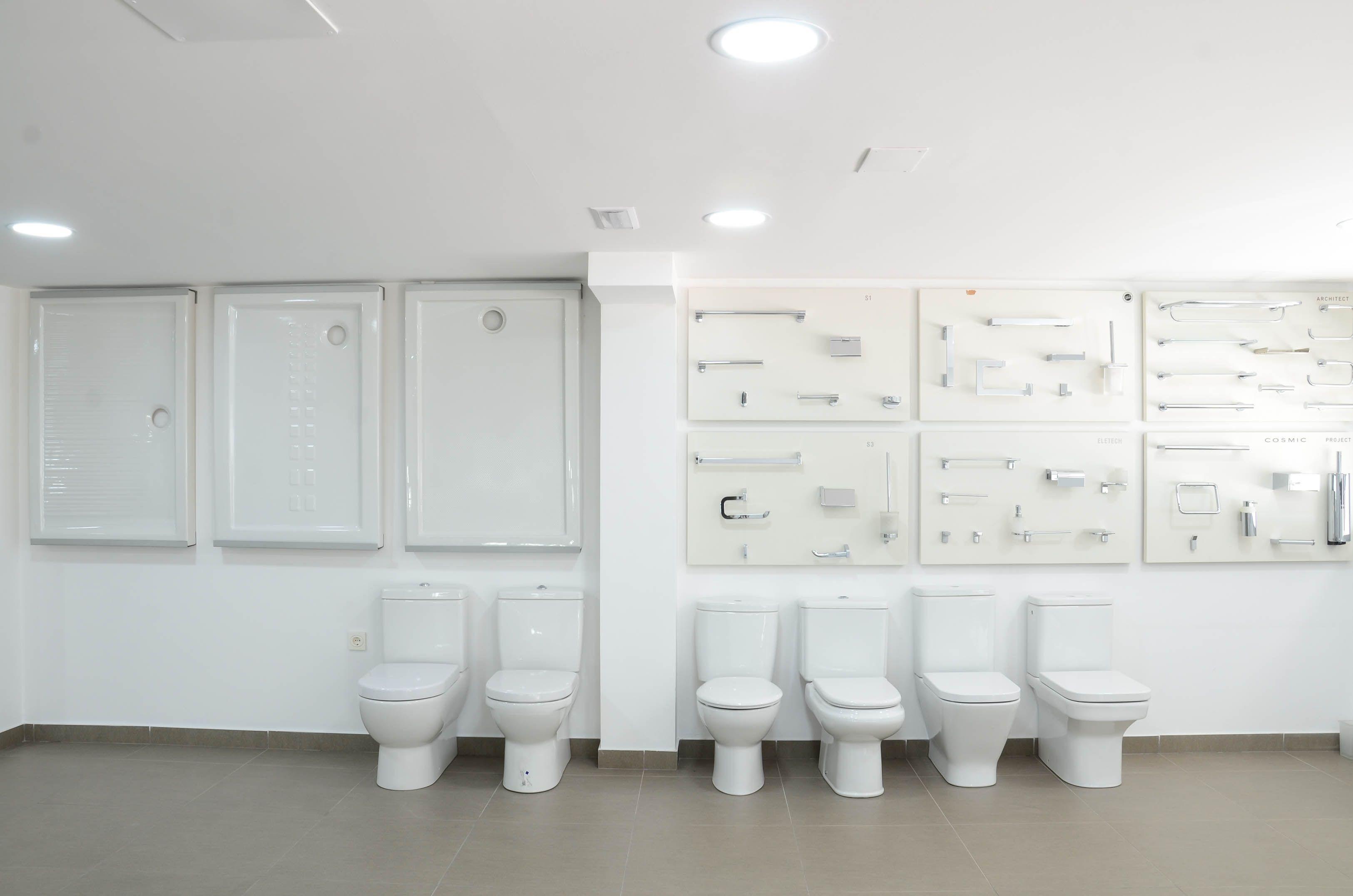 En nuestra sección de baño encontrarás una selecta colección de sanitarios