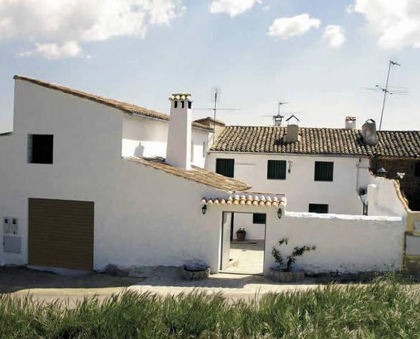 También tienes la opción de alojamiento en nuestra casa rural en Navalón, Enguera, Valencia