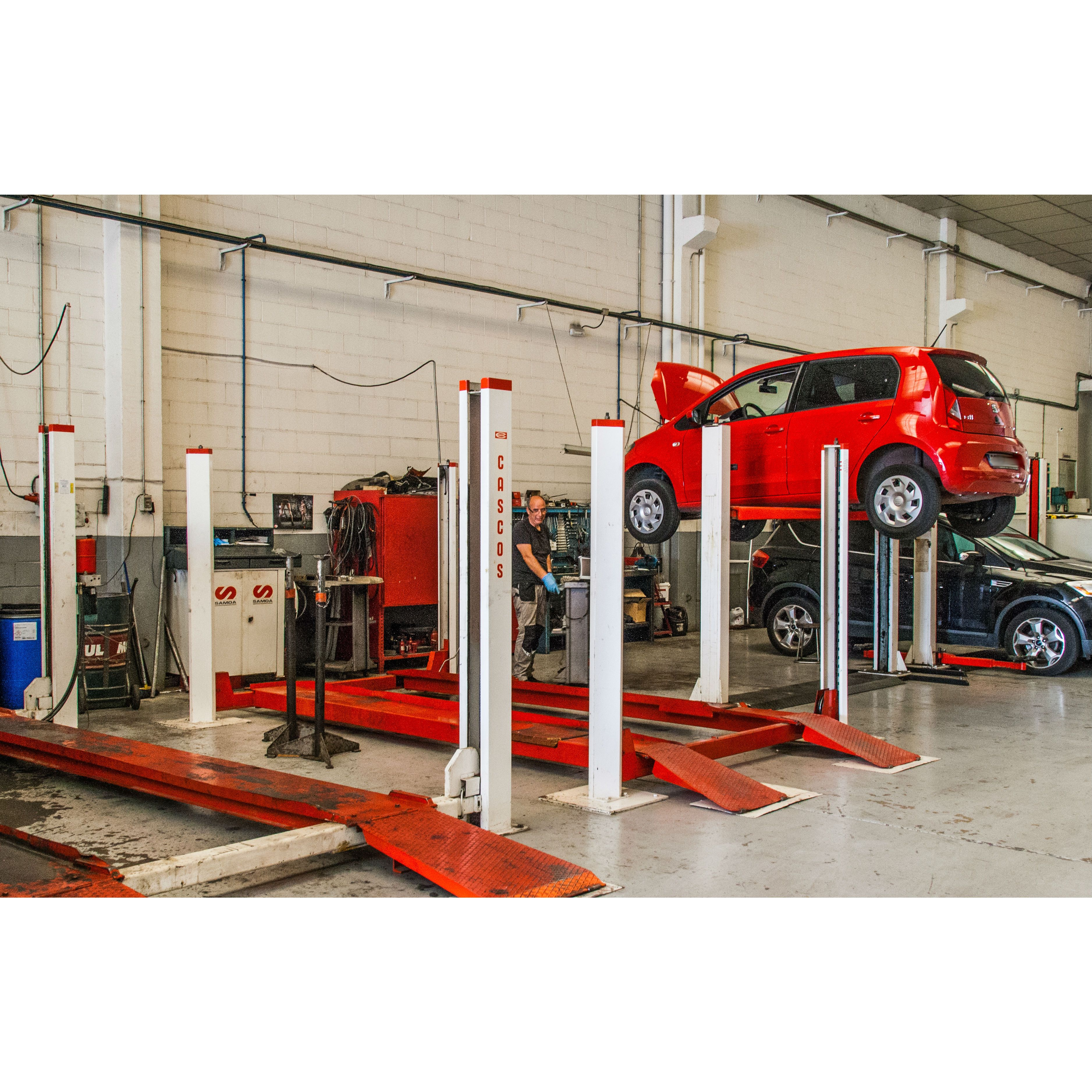 Electrónica del automóvil: Servicios de Motor Viladecans