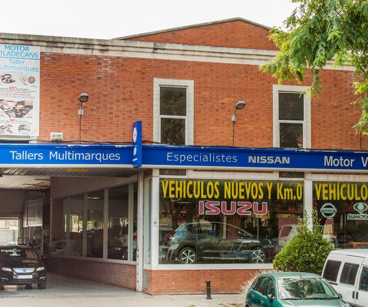 Taller mecánico para vehículos en Viladecans