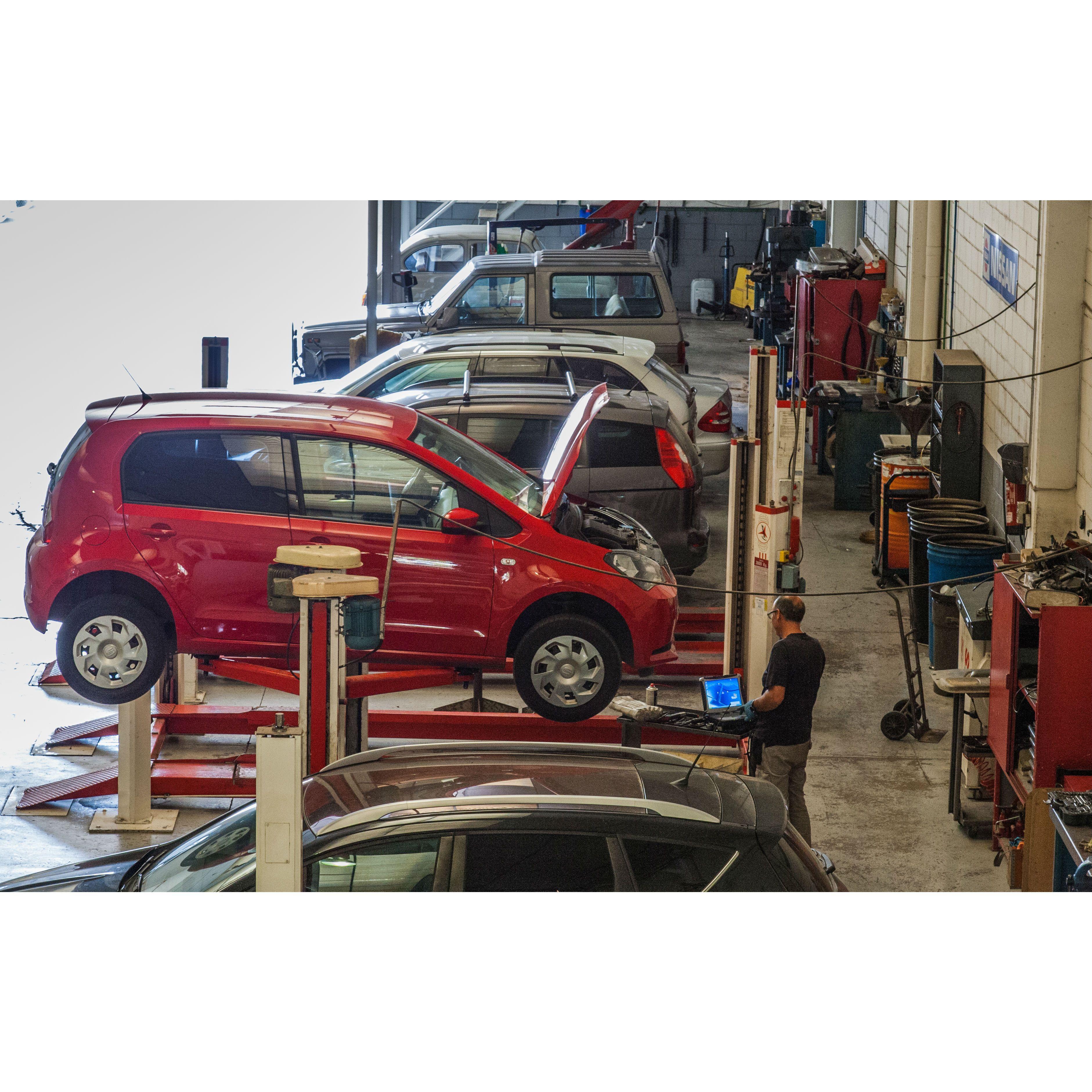 Electricidad del automóvil: Servicios de Motor Viladecans