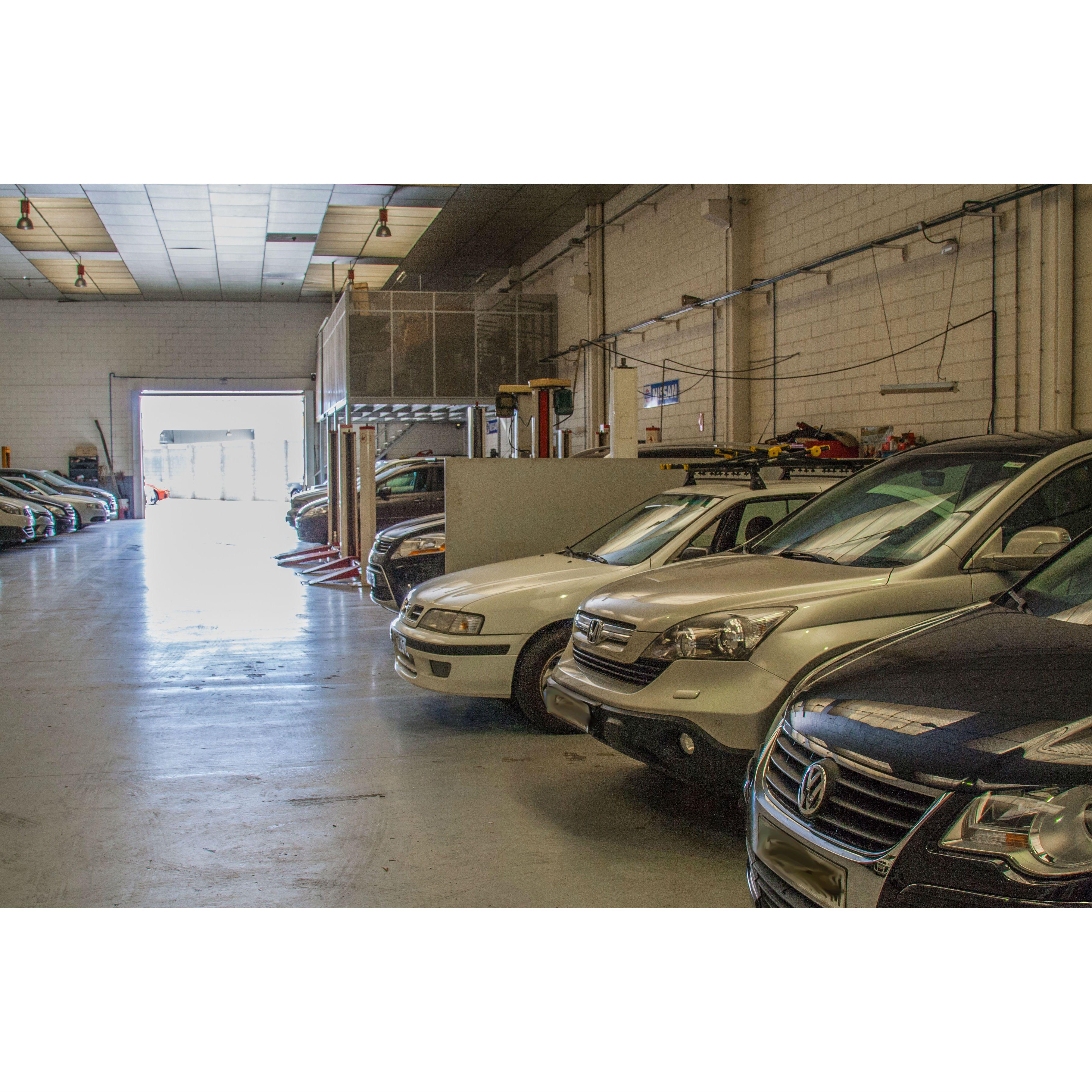 Revisión pre ITV: Servicios de Motor Viladecans