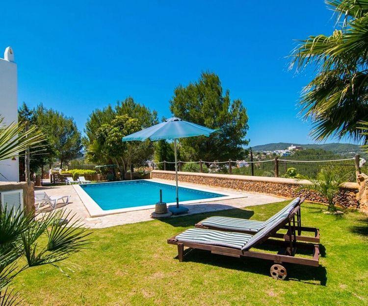 Mantenimiento de piscinas en Ibiza