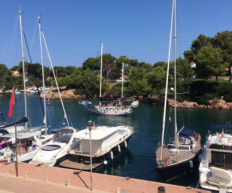 Alquiler de embarcaciones privadas en Ibiza