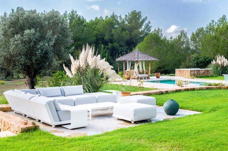 Mantenimiento de jardines y piscinas en Ibiza
