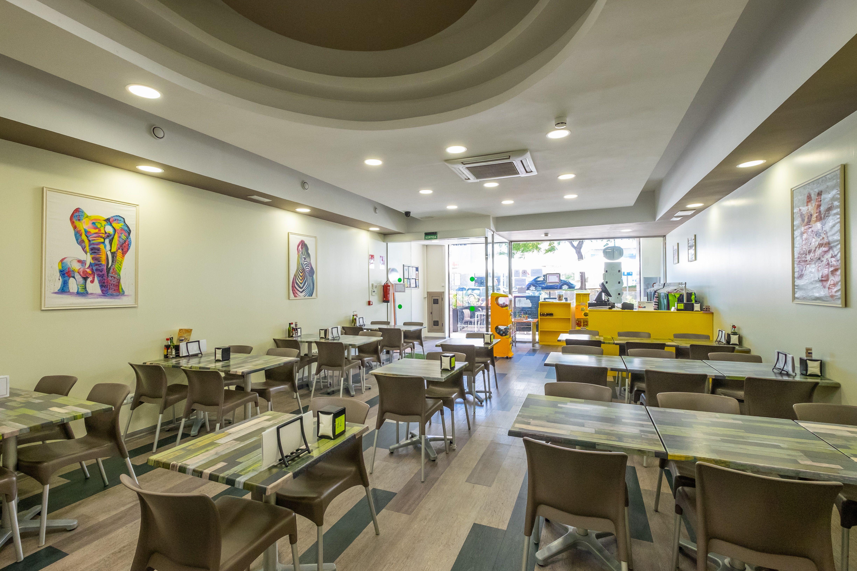 Restaurante familiar en Castelldlefels