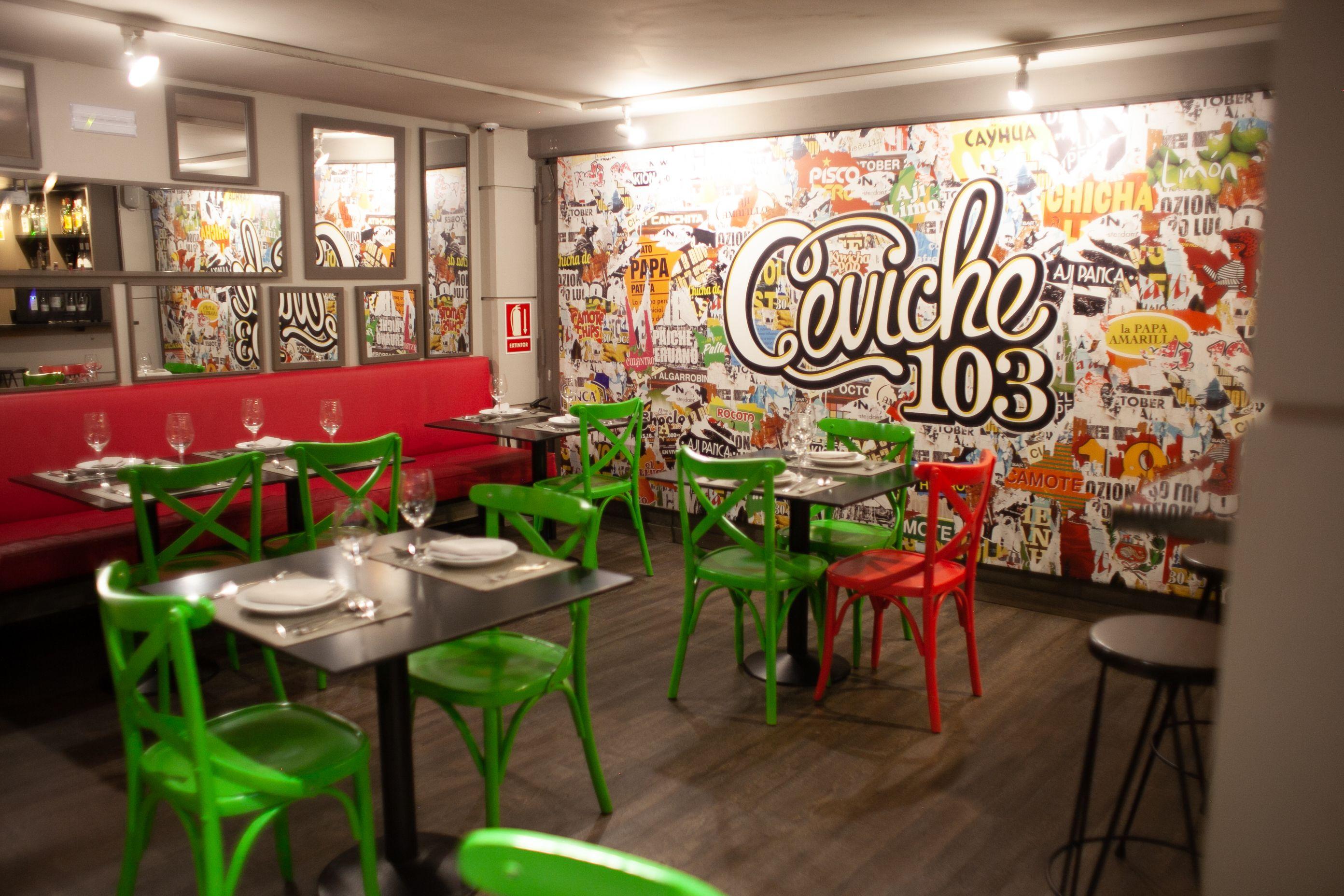 Visita Ceviche 103