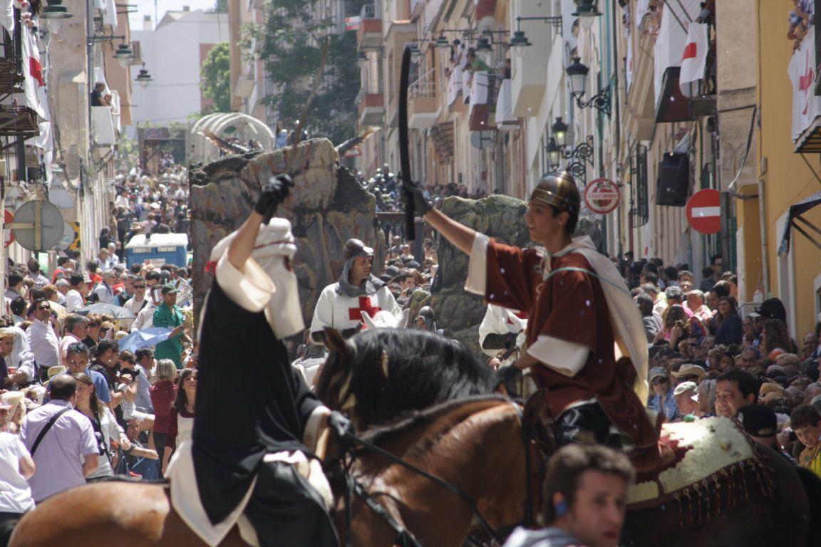 Alquiler de caballos para fiestas populares en la Comunidad Valenciana