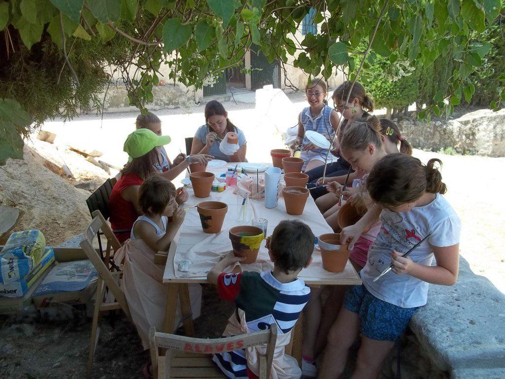 Cursos y escuela de verano en Alcoi