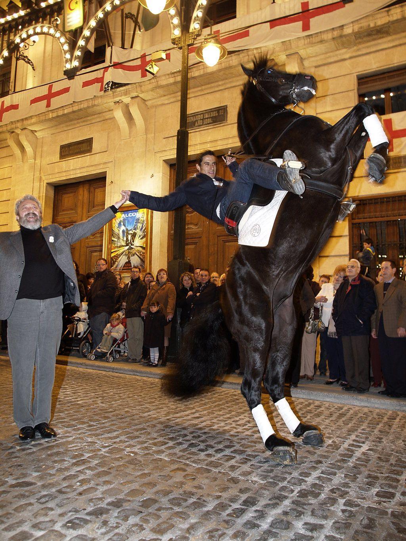 Caballos para todo tipo de eventos en la Comunidad Valenciana