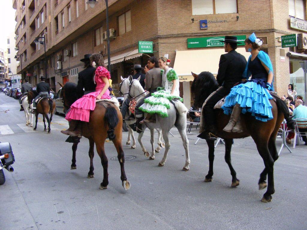 Caballos para ferias en la Comunidad Valenciana