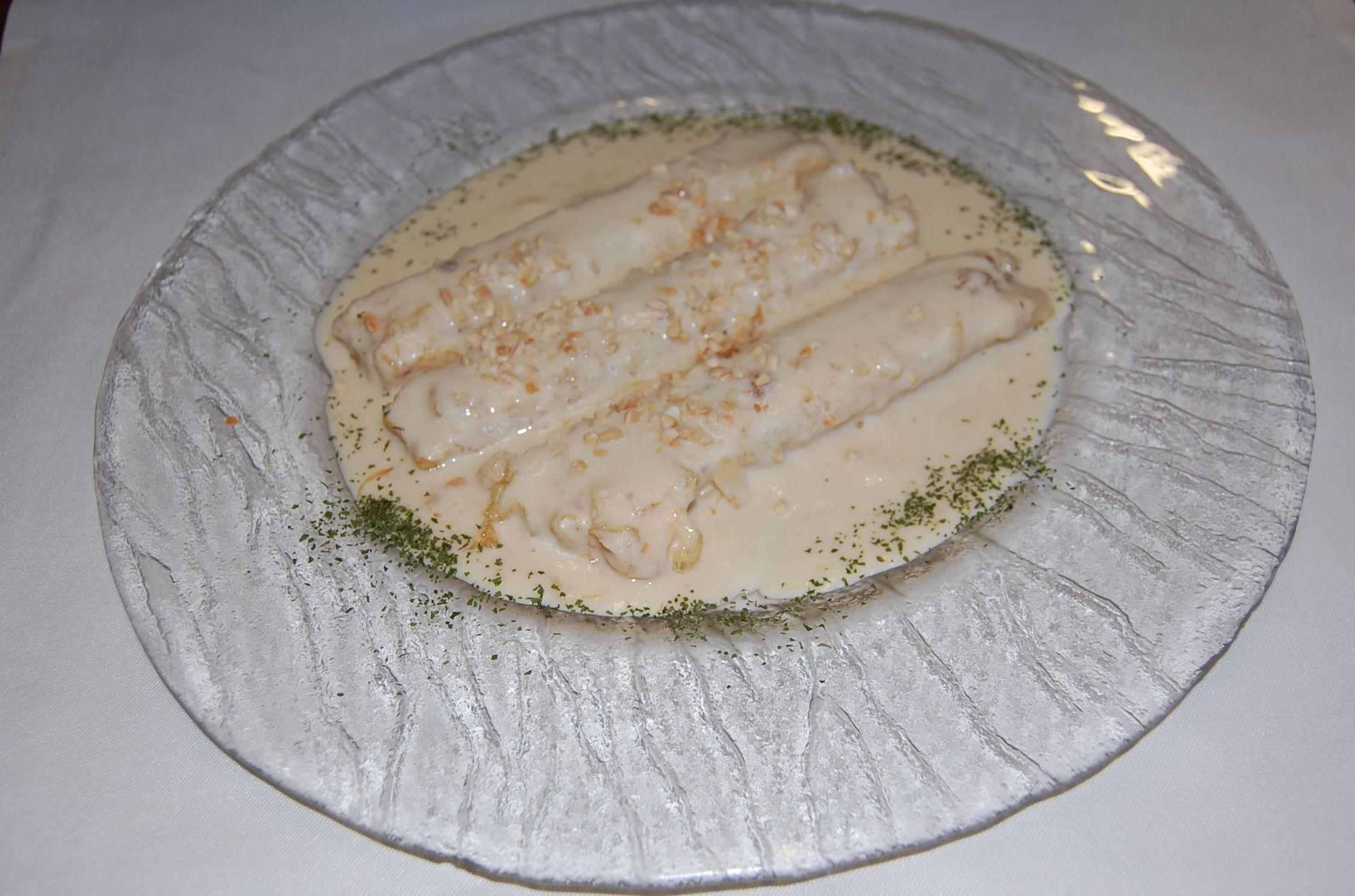 Cocina tradicional con toques vanguardistas