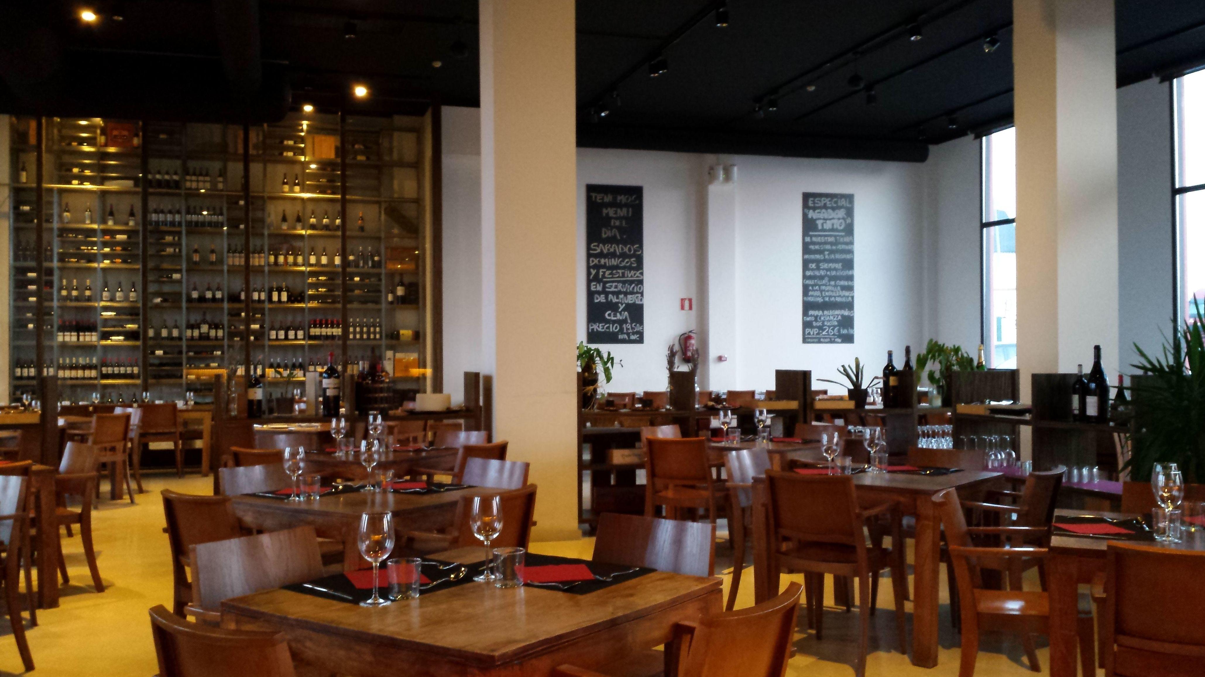 Asador Tinto, comer bien en Haro (La Rioja)