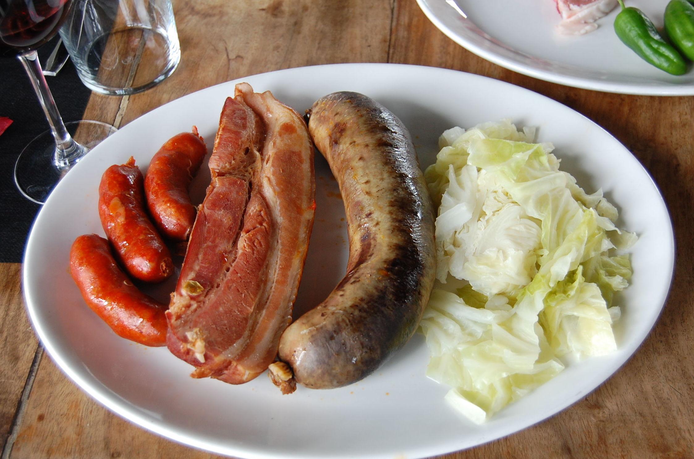 Carnes a la brasa en Haro (La Rioja)