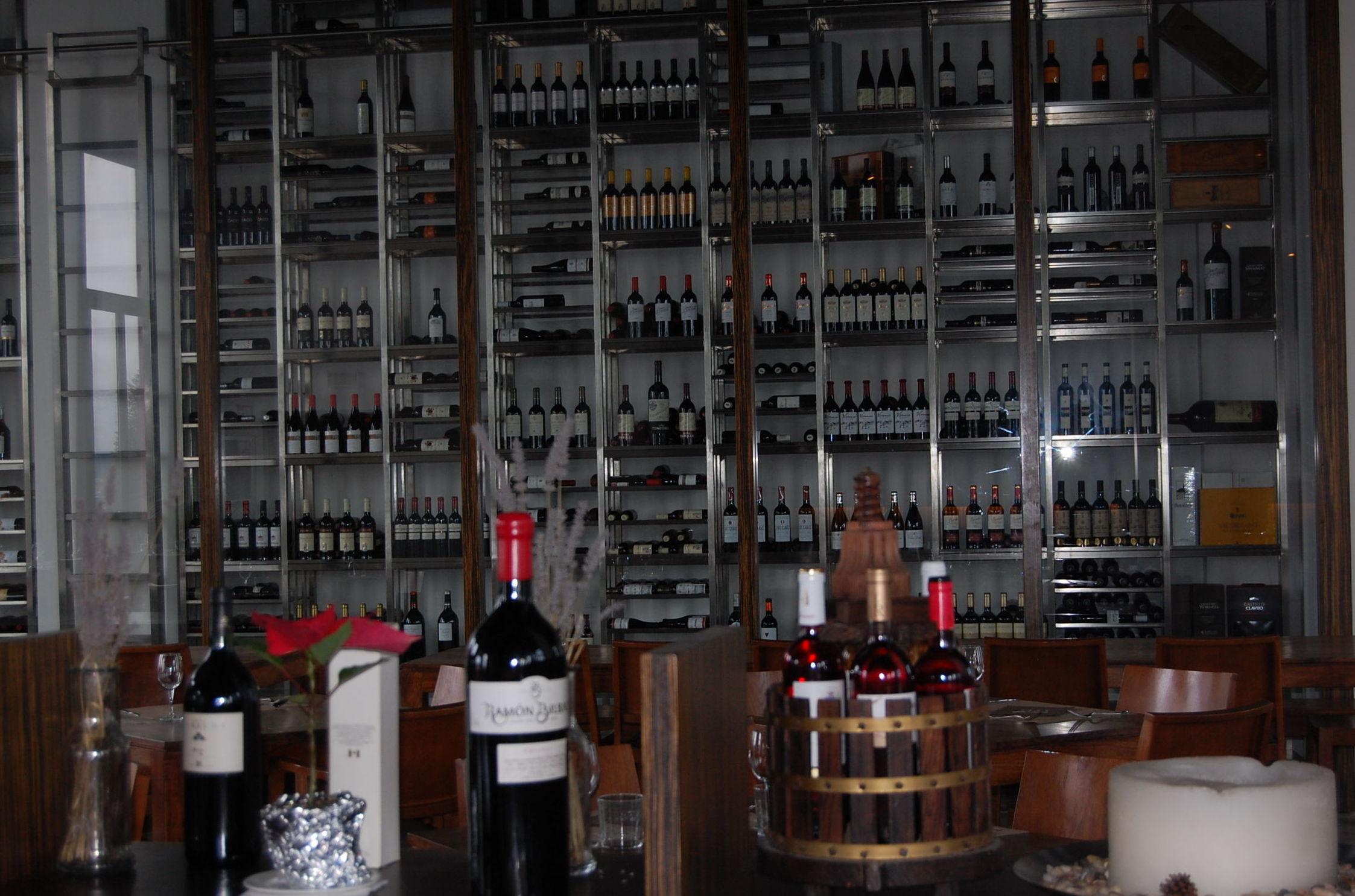 Restaurante con capacidad para hasta 200 personas en Haro