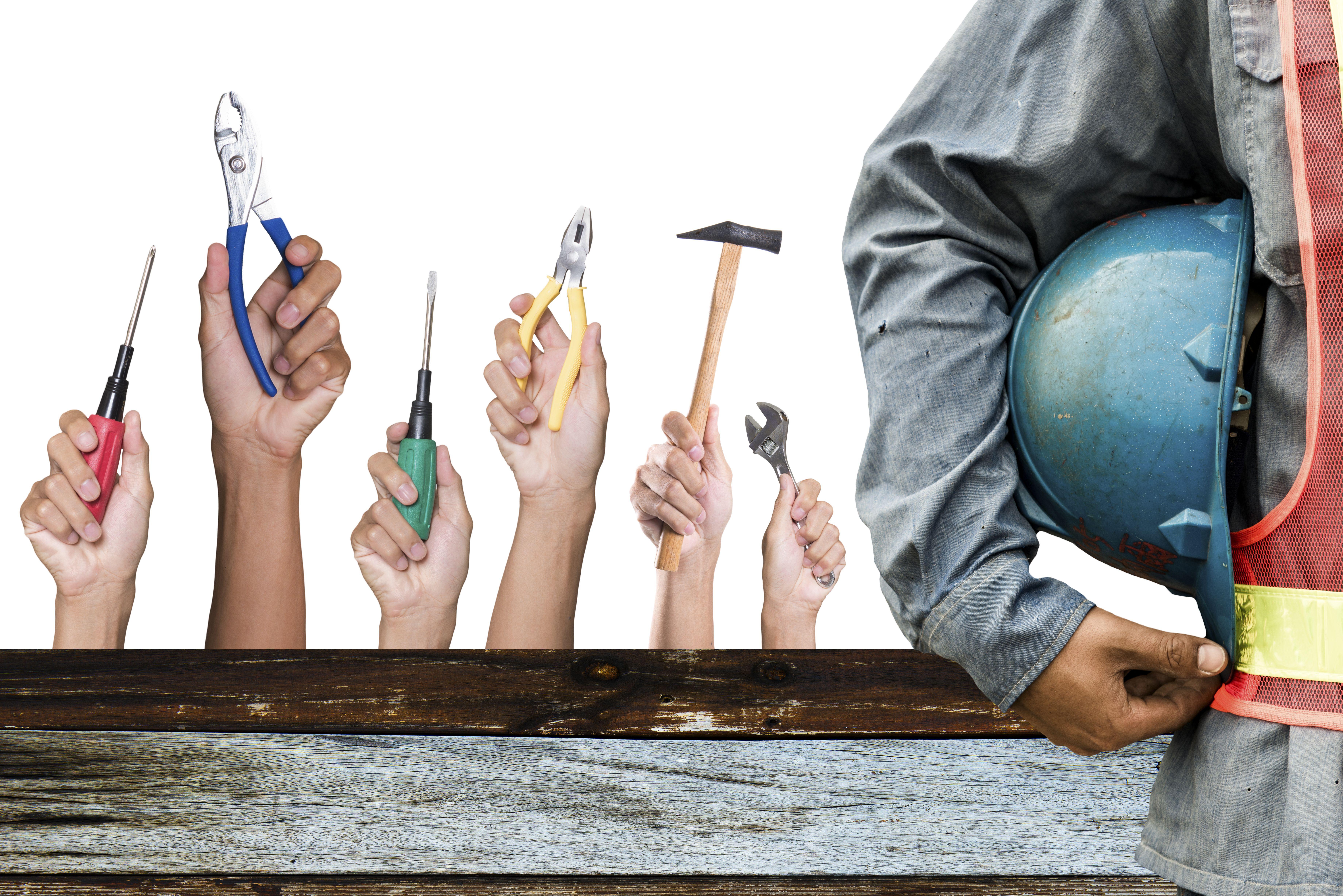 Coordinación de gremios: Servicios de Pinturas y Revestimientos González