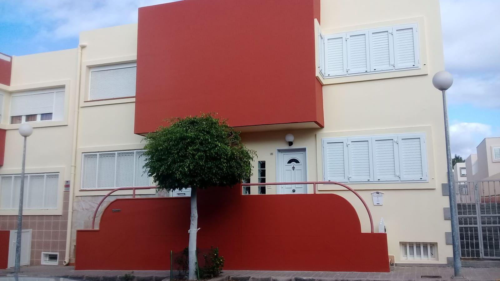 Rehabilitación de fachadas en Las Palmas