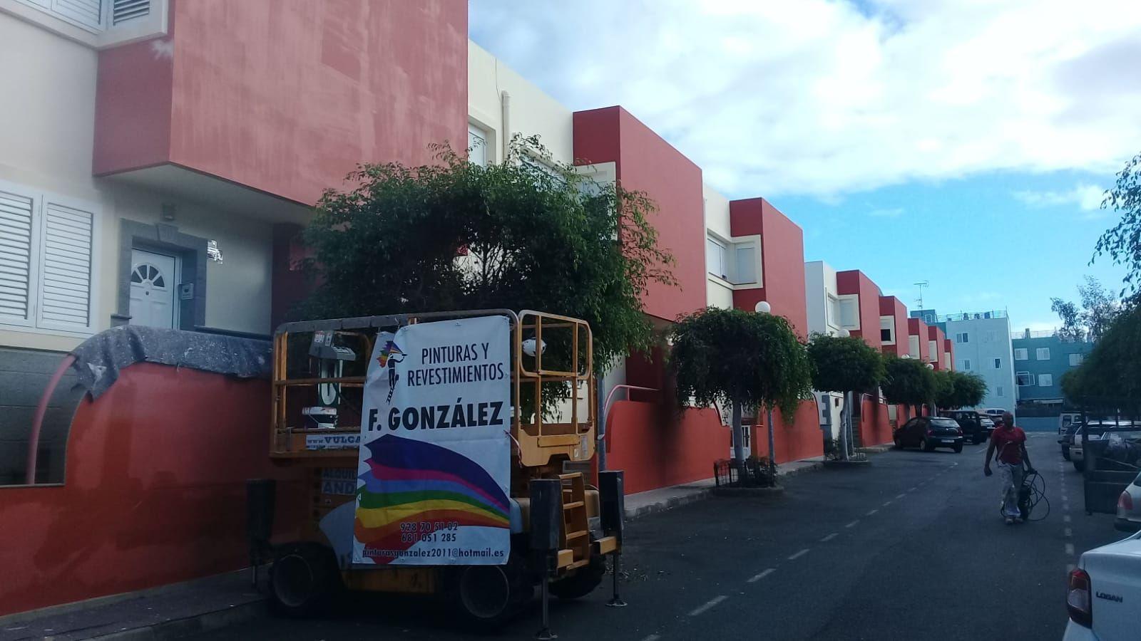 Reformas en general en las Palmas