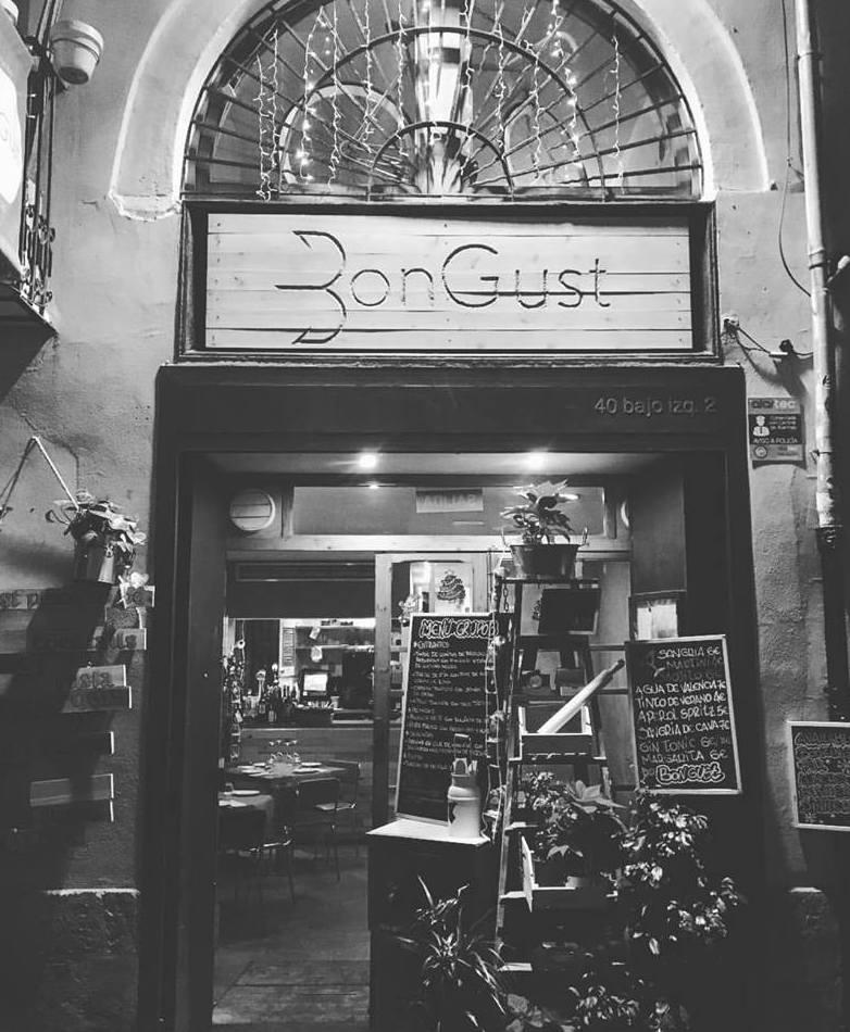 Bon Gust, restaurante en Valencia