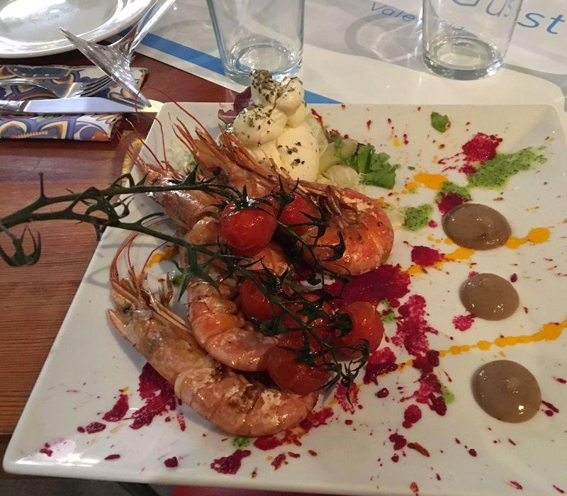 Cocina vegana en Valencia