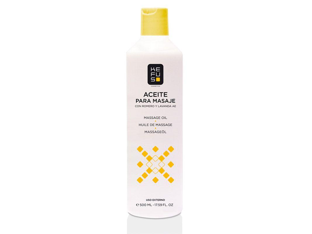 Aceite para masaje de romero y lavanda: Tienda online de Beldent