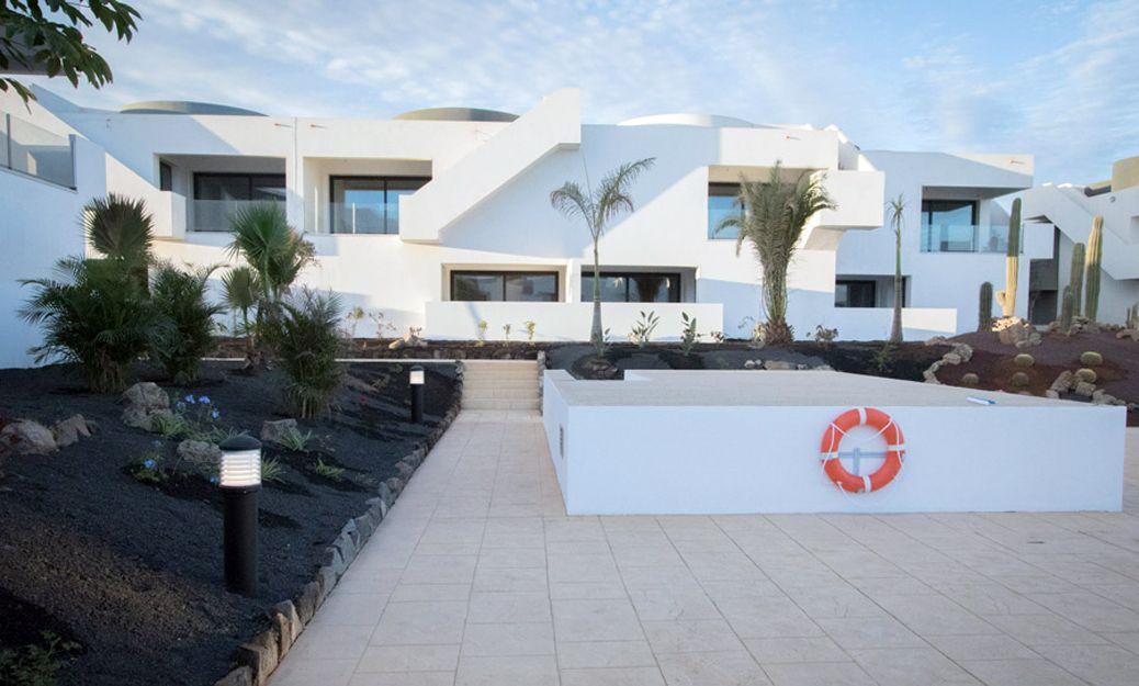 Apartamentos y villas vanguardistas en Fuerteventura