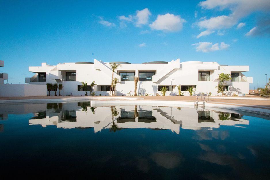 Bloque de apartamentos primera fase de Costa Ancor