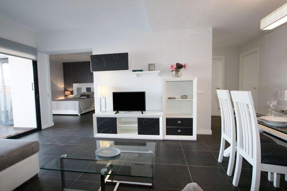 Salón de apartamento en Costa Ancor