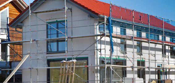 Rehabilitaciones de fachada en Cantabria