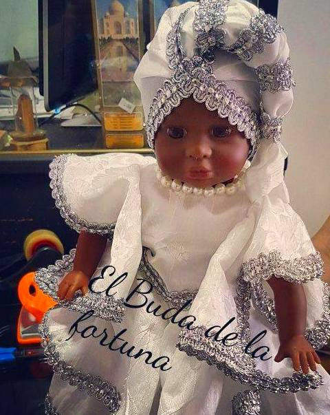 Muñeca Obatalá