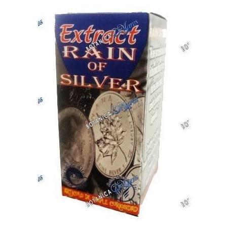 Extracto de lluvia de plata