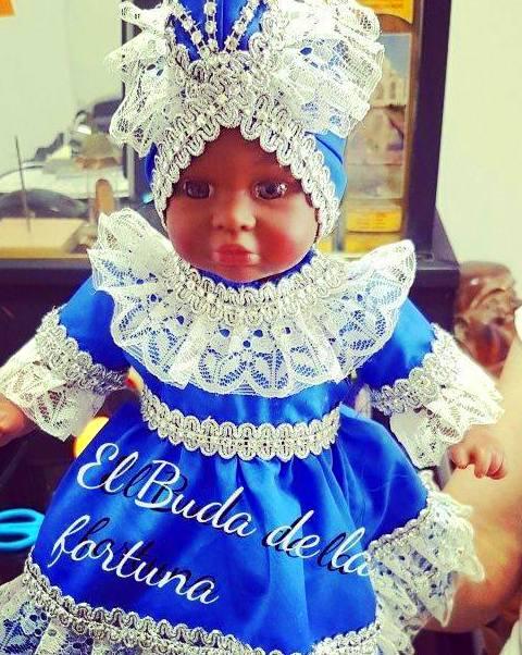 Muñeca yemayá