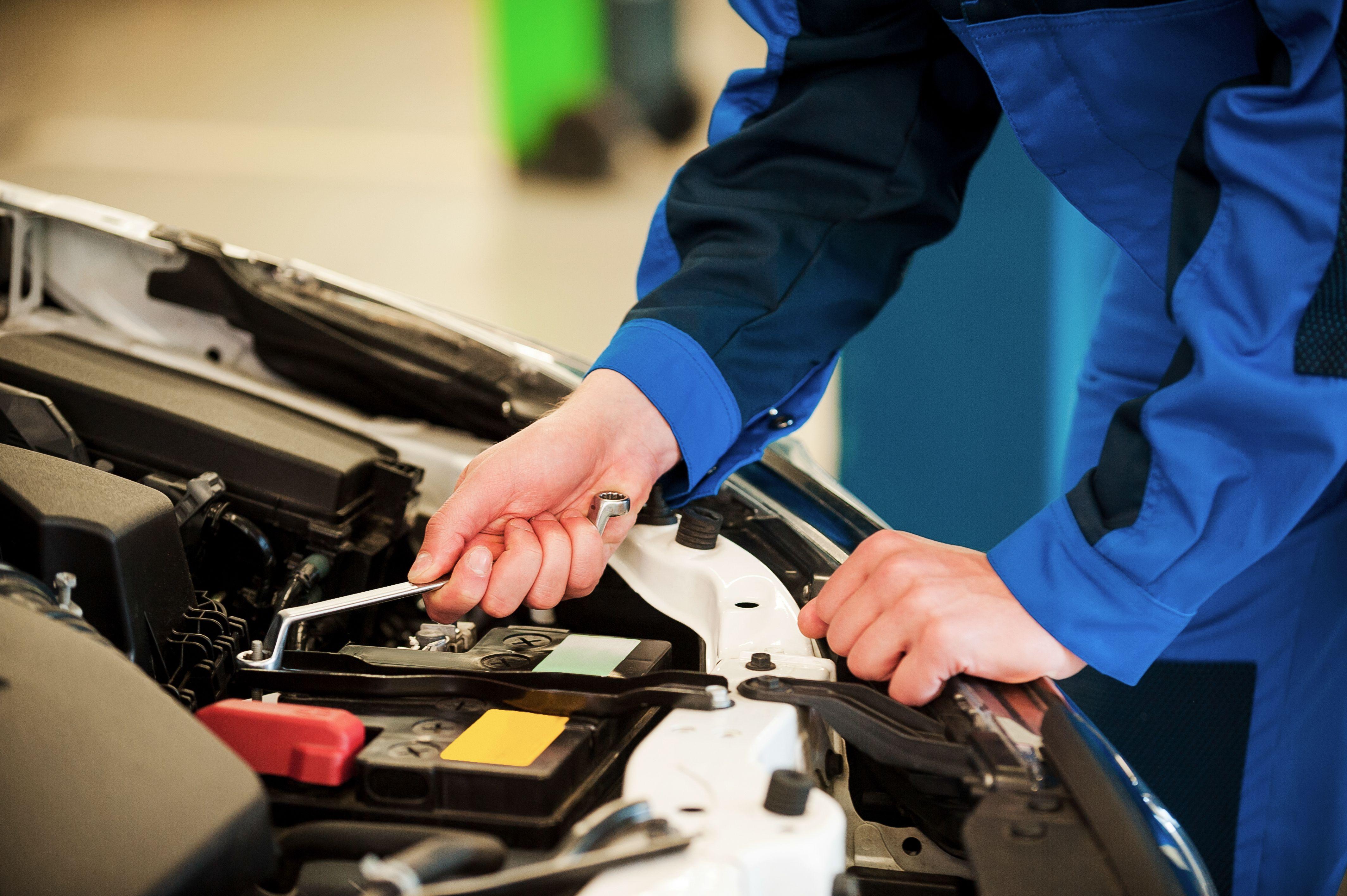 Mecánica rápida: Servicios de Box Los Sitos
