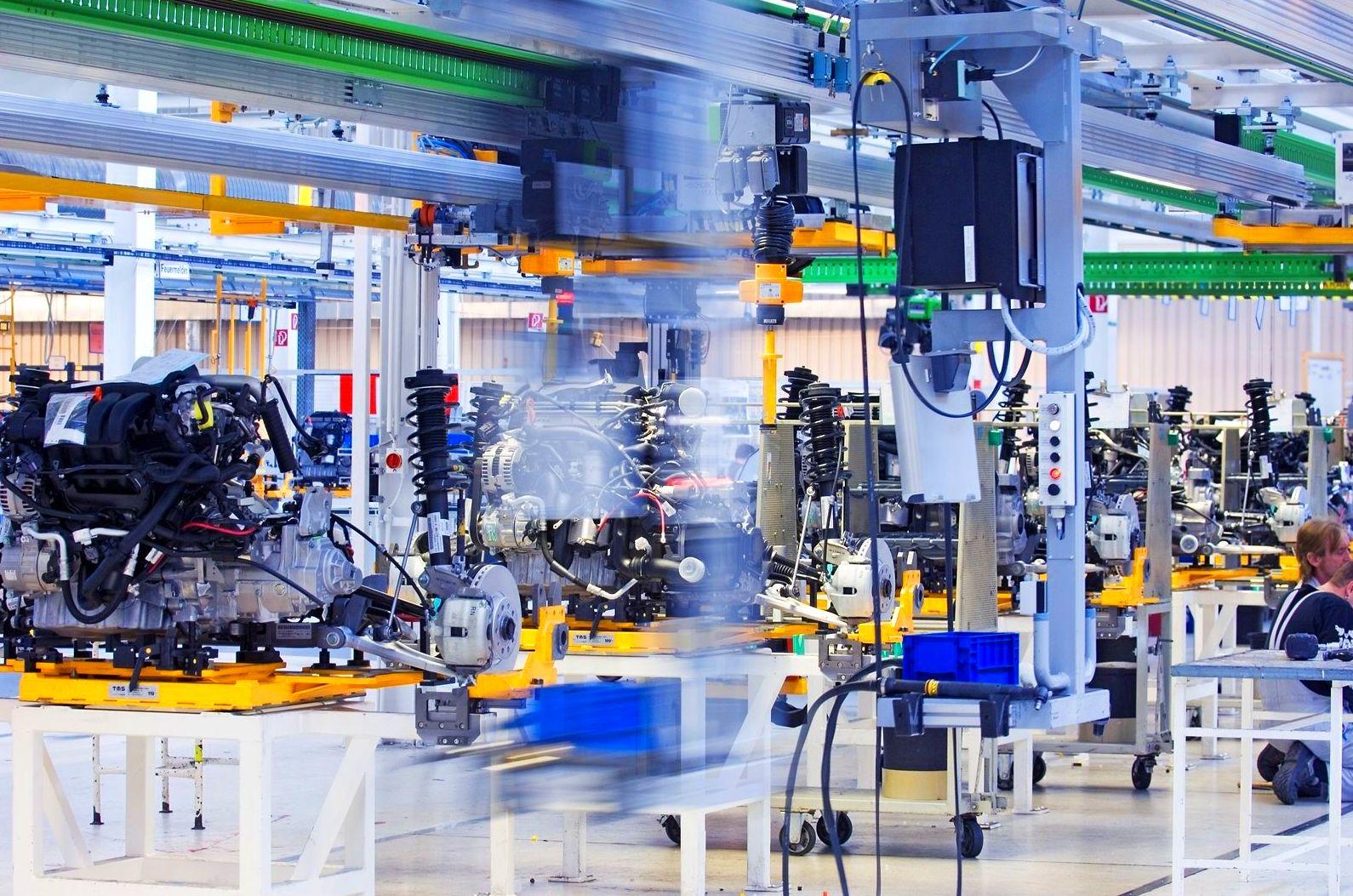 Automatización y control industrial: Servicios de Electrotécnica de Ochoa, S.L.