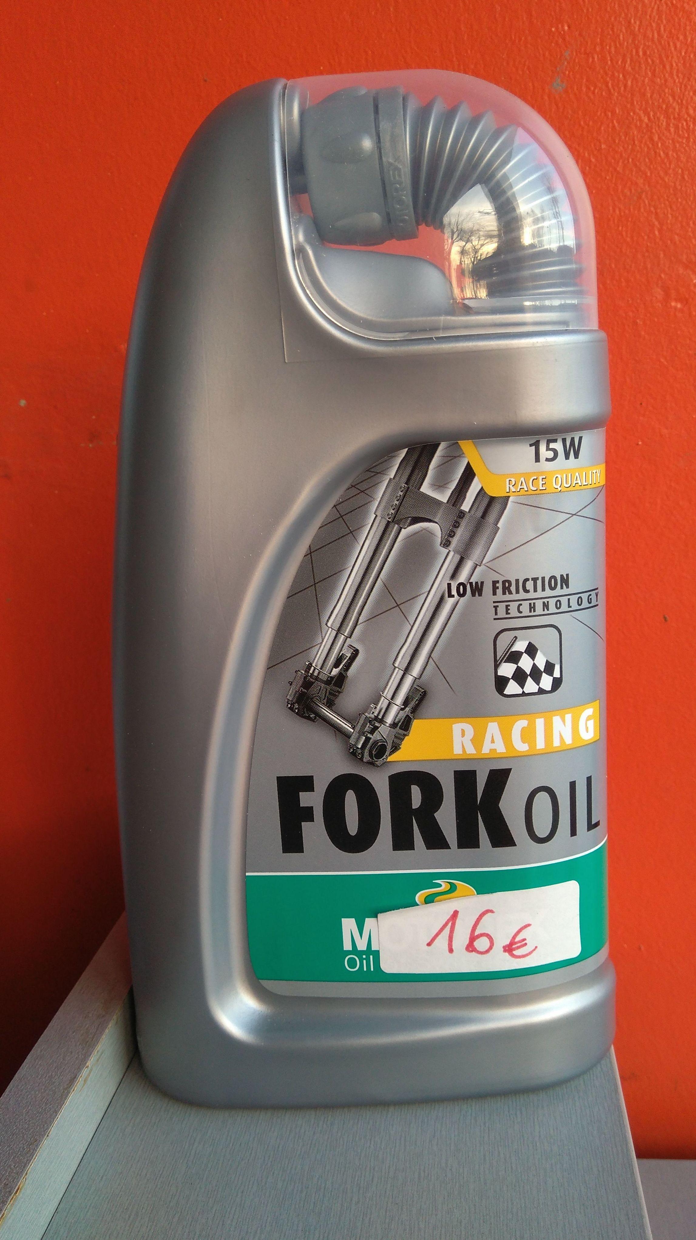 Aceite Fork Oil Racing 15w: Catálogo de QUINIMOTOS