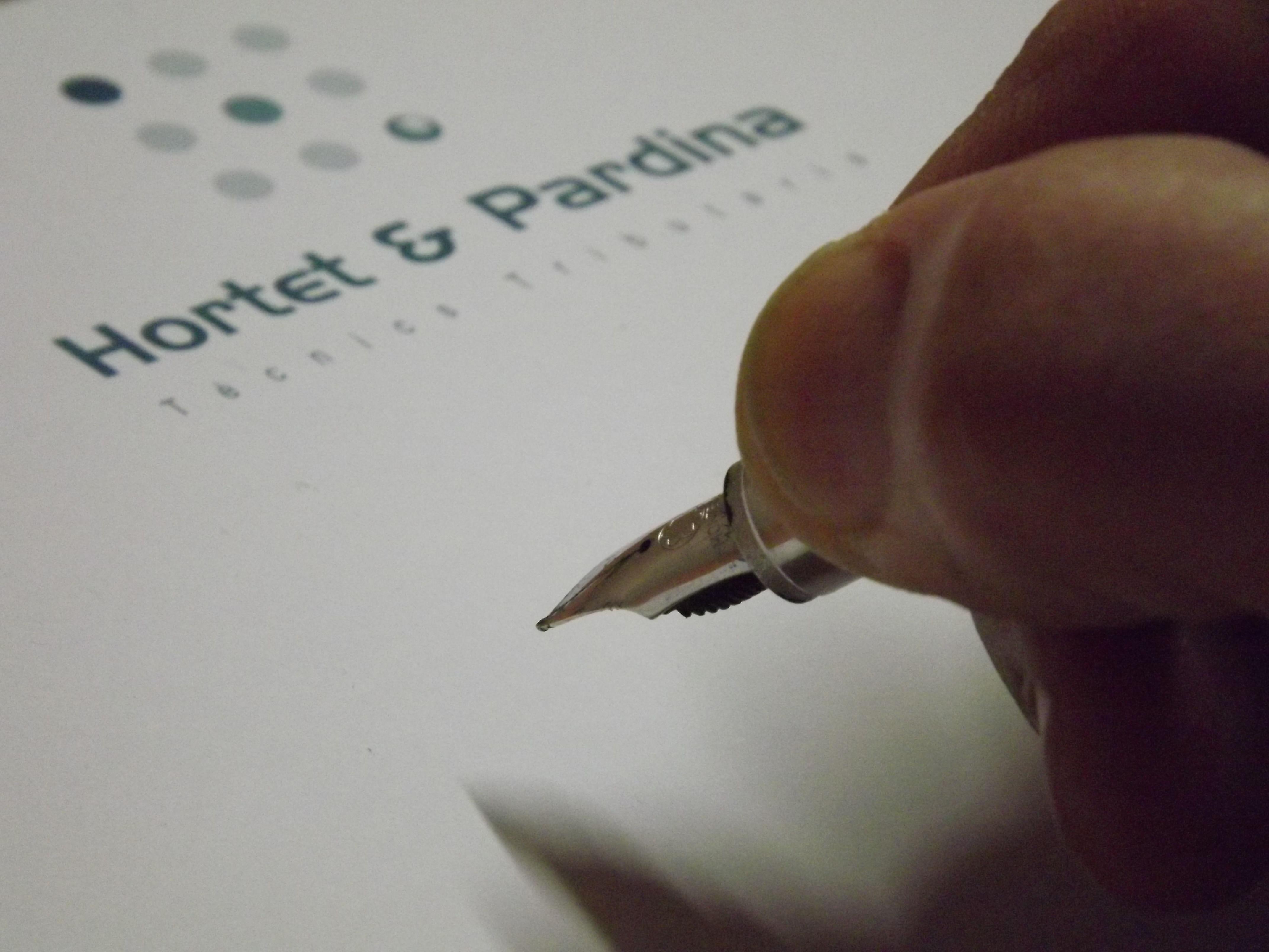 Foto 1 de Asesorías de empresa en Montgat | Hortet & Pardina S. L.