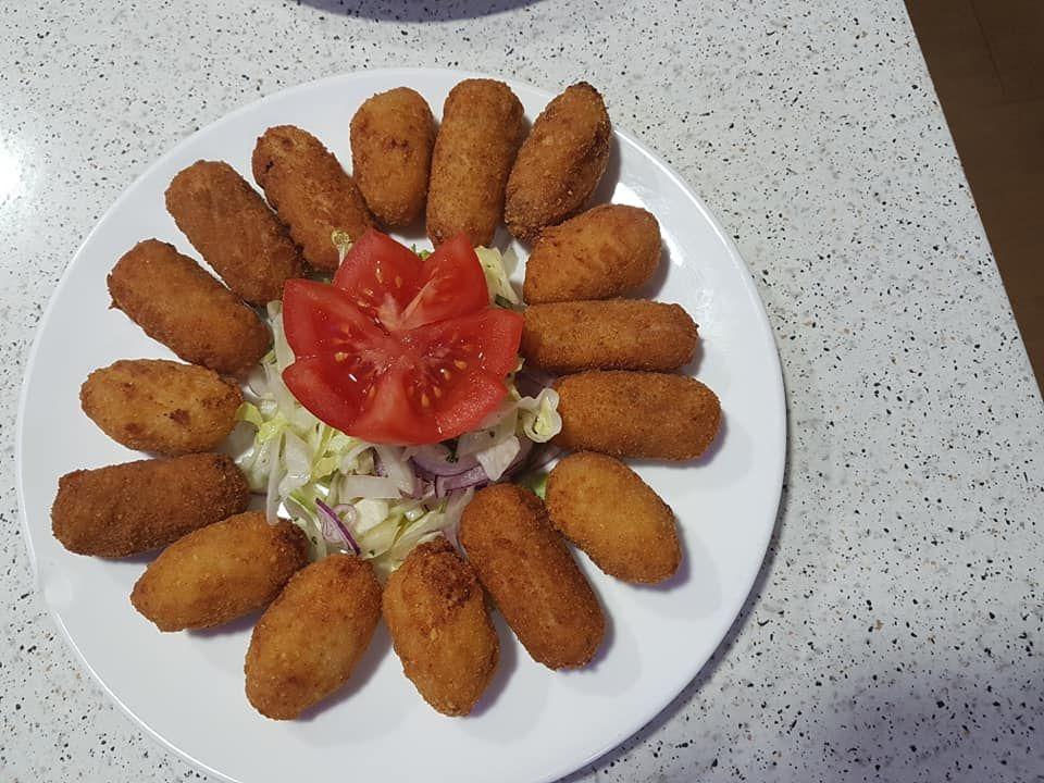 Raciones: Platos de Bar-Restaurante Bongo Nancy