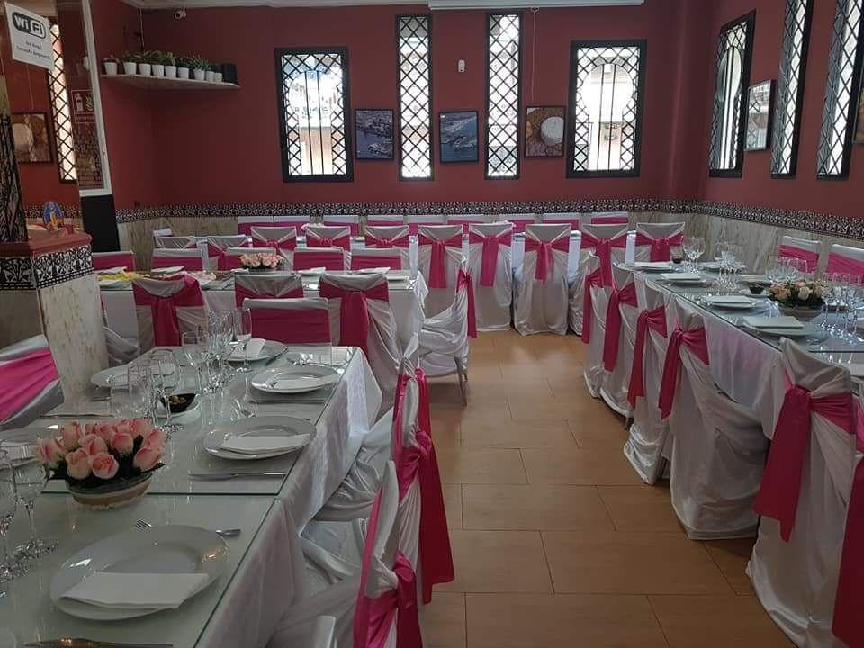 Restaurante eventos cocina ecuatoriana Villaverde Madrid