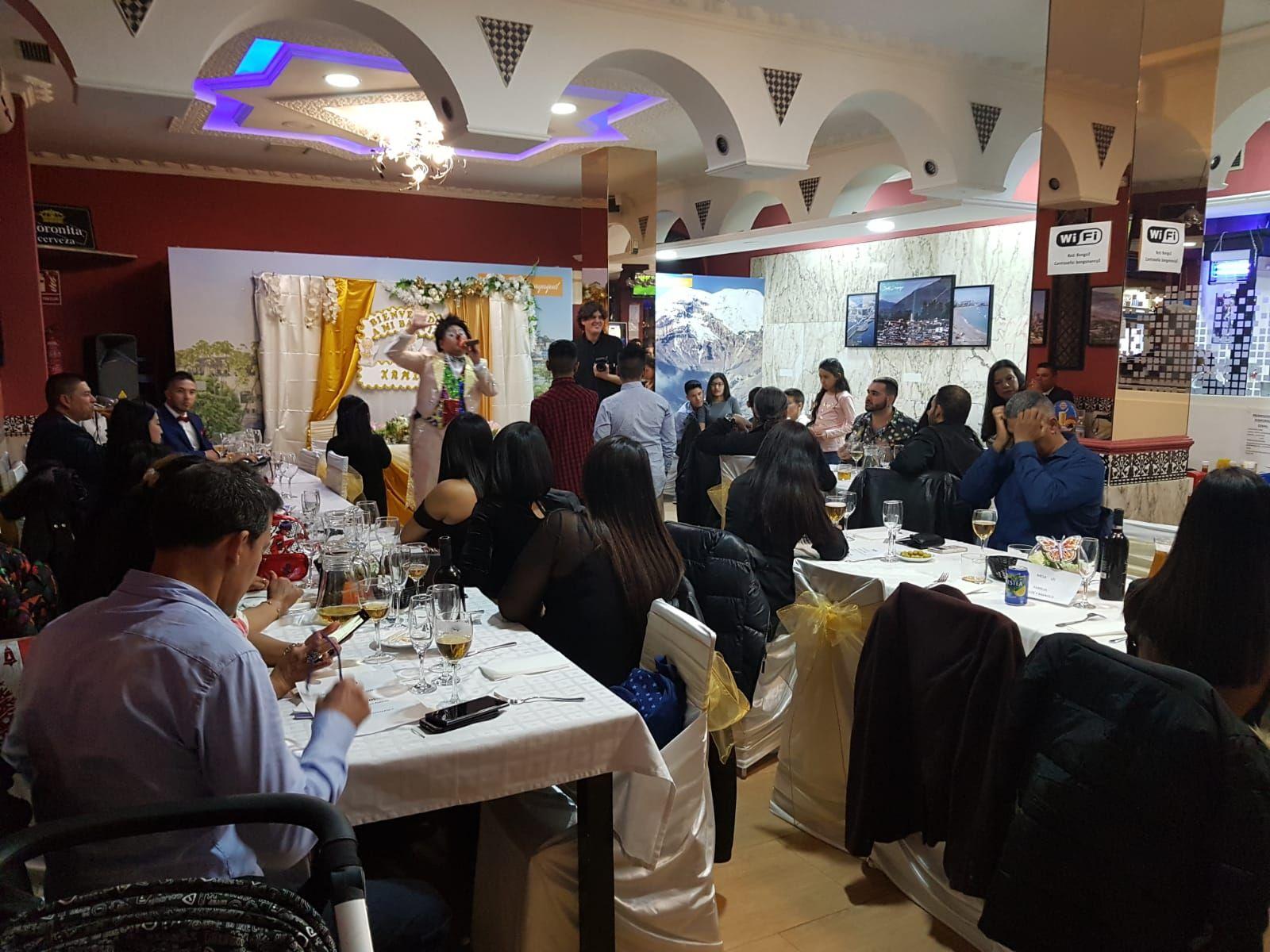 Comida ecuatoriana a domicilio Villaverde Madrid