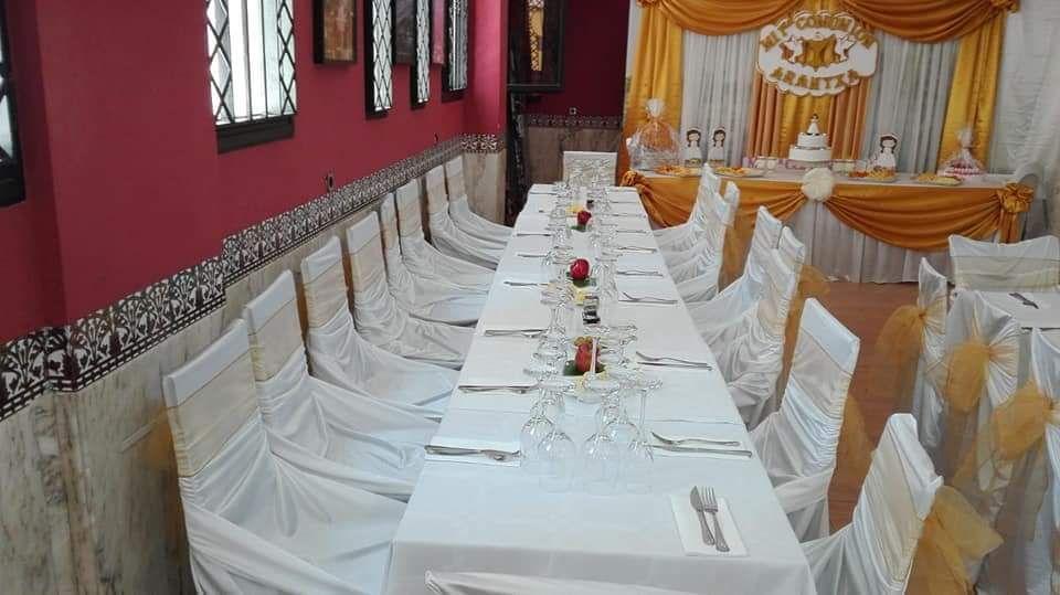 Restaurante celebración eventos Villaverde Madrid