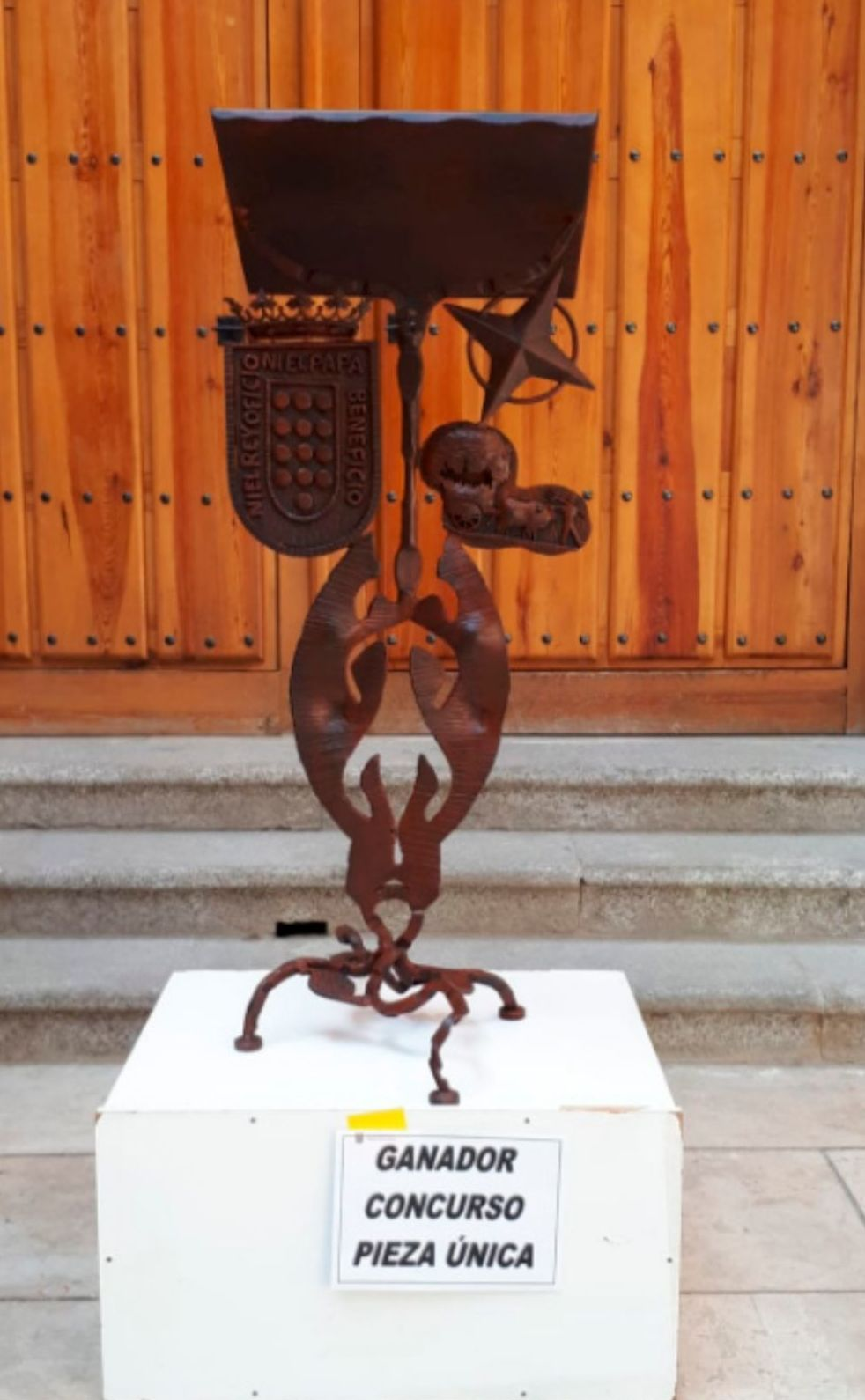 Premio Pieza Única Feria de Artesanía de Medina del Campo