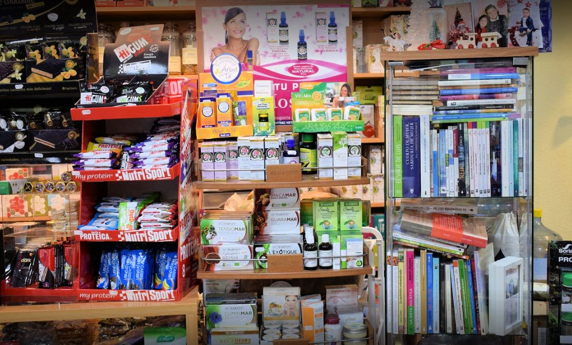 Complementos alimenticios en Sant Boi de Llobregat