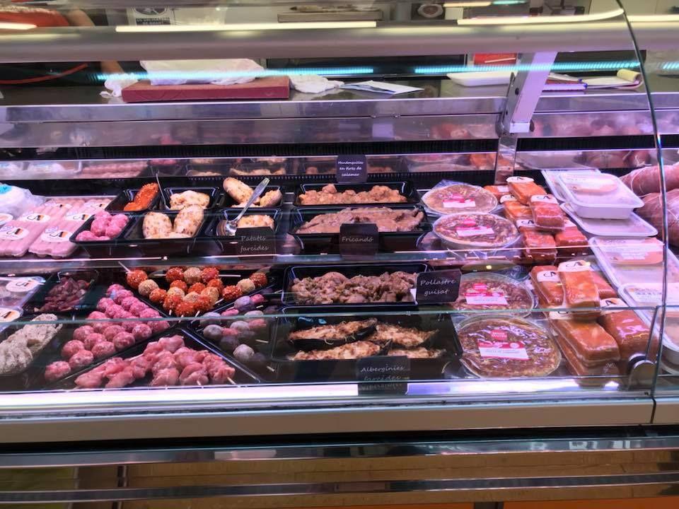Foto 18 de Carnicerías en Santa Bàrbara | Carns Albesa