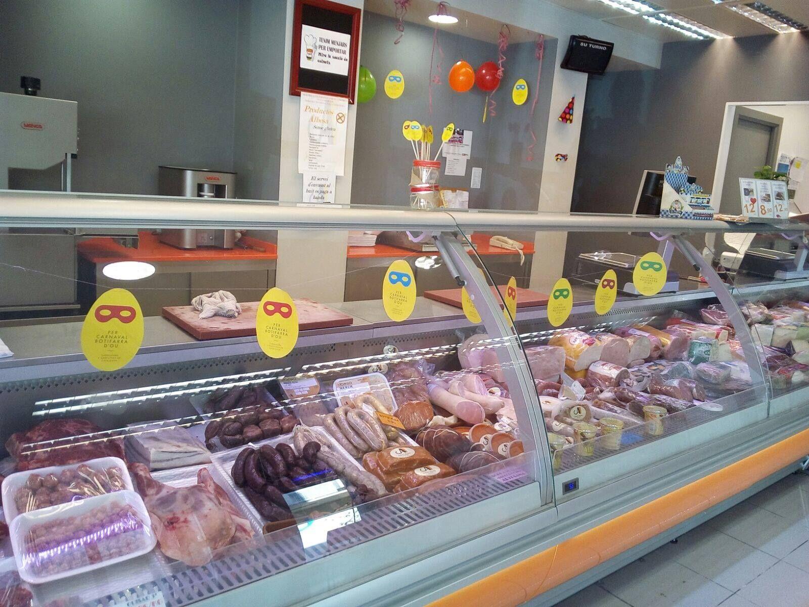 Foto 8 de Carnicerías en Santa Bàrbara | Carns Albesa